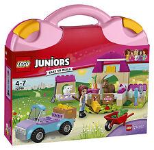 LEGO® Juniors Mias Pferdestall-Koffer Mia's Farm Suitcase (10746) NEU NEW OVP