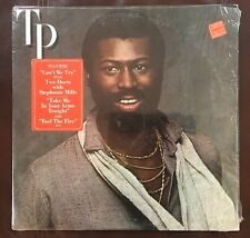"Teddy Pendergast ""TP"" Tested NM Vinyl Shrink Wrap Hype Stickers"