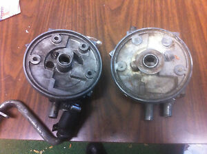 Jaguar XJ6 Series 1, Early Series 2 ONE Large Cannister Oil Filter Head or Base
