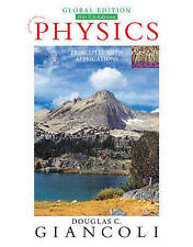 Physics: Principles with Applications, Global Edition by Douglas C. Giancoli (Paperback, 2015)