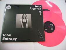 ASIA ARGENTO - TOTAL ENTROPY - 2LP SEALED PINK VINYL - LTD. 300 UNITS - MORGAN
