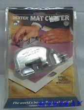 Dexter Mat Cutter 1 Blade Russel Harrington Cutlery 1988 Vtg