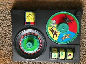 MB Games Go For Broke - Spinner Base & Spinners - Roulette Wheel - Fruit Machine