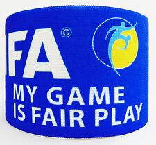 FIFA Fair Play Captain Armband Fascia Capitano Brazalete Capitan 2017 New Model