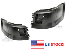 Volvo VNL 2004-2015 Corner Bumper Driver and Passenger Set with Hole Chicago IL