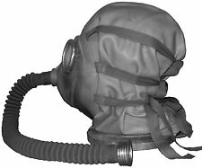 Fetish Latex Russian head wound gas mask
