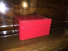Scatola Box Cartier Limited Edition Enorme, COWA0010 For Collection Vintage