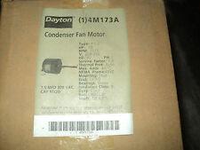 New listing Dayton 4M173 Motor 1/3 Hp ,1075 Rpm, 208/230 V , 48Yz Fr ,1 Speed , Hvac/R