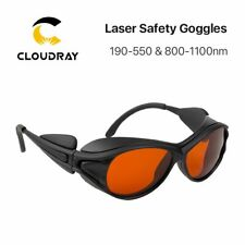 IR Infrared Fiber Laser Safety Protective Goggles Glasses T-3G for YAG Cutter