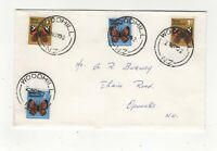 New Zealand Philatelic Cover 2 Nov 1970 Woodhill to Opunake 061c