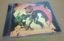 RARE NEW - CLUB NINTENDO CD THE LEGEND OF ZELDA OCARINA OF TIME 3D SOUNDTRACK