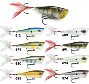 Storm Arashi Cover Pop // ACP08 // 8cm 14g Fishing Lures (Choice of Colors)