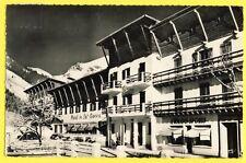 cpsm Rare 06 - AURON Station de SPORTS d'HIVER SKI Hôtel de LAS DONNAS L'IGLOO