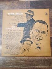 Frank Sinatra - The World We Knew - VINYL - Very Good - 1967