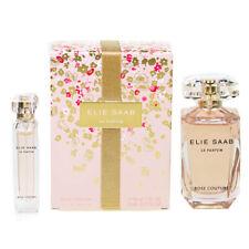 Elie Saab Le Parfum Rose Couture 90ml Eau De Toilette Gift Set For Her