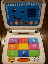 Fisher-Price Laugh & Learn Smart Stages Laptop Grey/White