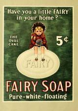 Fairy Soap Vintage Advertising Art Print