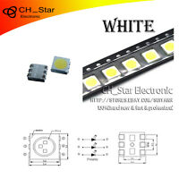 LED 120 ° 5050 M1 L PLCC 6 SMD 5800 ÷ 8400mcd 60mA Warm White 2,7 ÷ 3,3V WW-WRD50TC-Q1