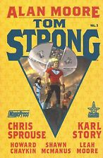 TOM STRONG Vol. 3 ALAN MOORE...ed. Magic Press NUOVO SCONTO 50%