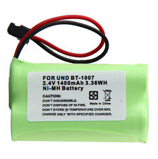 1pcs 1400mAh Home Phone BT-1007 Battery For Uniden DECT 6.0 models BBTY0624001