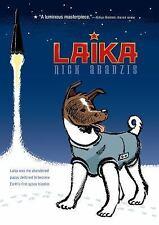 Laika by Nick Abadzis (2014, Paperback)