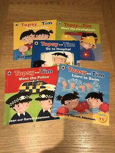 Topsy And Tim Books Bundle - 5 Titles