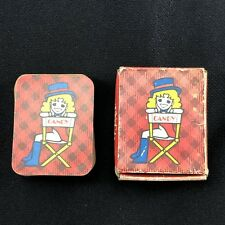 VINTAGE JAPANESE  Candy Candy Anime Playing CARDS  # CANDY-CANDY TRUMP