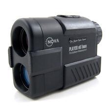 NovaOptik Golf Laser Rangefinder PinSeeker Slope SCAN Waterproof Player V6 Tough