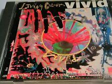 LIVING COLOUR cd VIVID  free US shipping