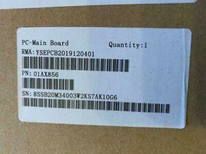 01AX856 Lenovo ThinkPad X1 Yoga Laptop Motherboard 16gb W/intel I7-7600u CPU