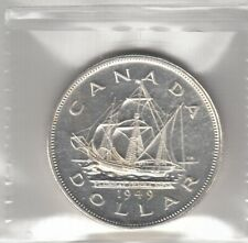 1949 Canadian Silver $1 ICCS MS64 - XEB 916
