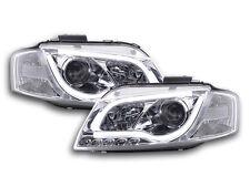 Scheinwerfer Daylight LED Lightbar TFL-Optik Audi A3 8P/8PA Bj. 03-08 chrom Sche