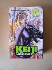 KEIJI Il Magnifico #9 di 18 Tetsuo Hara Star Comics Manga [G921]