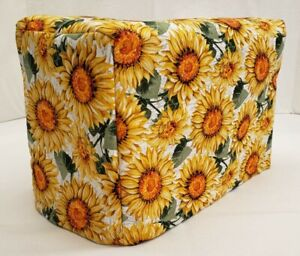 Harvest Sunflowers Toaster Cover