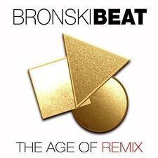 Age Of Remix - Bronski Beat (2018, CD NIEUW)3 DISC SET