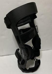 DonJoy SE-4 Point Legend Left Knee Brace Support Black M Medium ACL/PCL