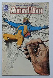 Animal Man #5 (1988, DC) VF- 7.5 Intro of Crafty