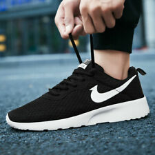 Men's Womens Sports Running Shoes Trainers Pum Mesh Gym Casual Sneakers UK