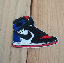 Patch écusson sneakers air jordan 11 transfert thermocollant brodé