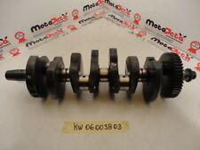 Albero motore crankshaft Kurbelwelle Kawasaki Z750 07 14