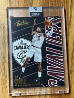 J R Smith 2018-19 NBA Panini Absolute Memorabilia Encased Base Card #37 🔥