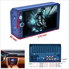 "7"" Dual-Definition HD 1080P 2-Din Autos Dash Stereo Bluetooth MP3 MP5 WMA Player"