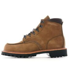 """Men's Red Wing Heritage Boot 6"""" Sawmill Olive Mohave (suede) classic sz. 12 Moc"""