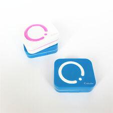 Fashion Pocket Mini Contact Lenses Case Travel Case Box High Quality
