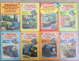 8 X Ladybird Thomas the Tank Engine and Friends Books