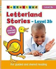 Letterland Stories - Level 3b Wendon, L Paper 9781862097391