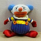 """Disney Store Toy Story 3 Chuckles the Clown Plush Toy 8"""" RARE VGC"""
