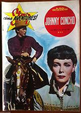 """Star Ciné Aventures n°72 du 24/08/1961; """"Johnny Concho"""" Frank Sinatra, W. Conrad"""
