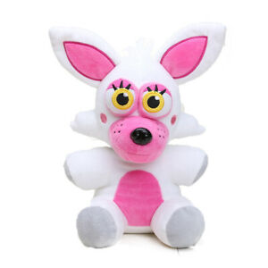 "FNAF Five Nights At Freddy's Sanshee Plushie Toy 10"" Plush Bear Foxy Gift toy S2"