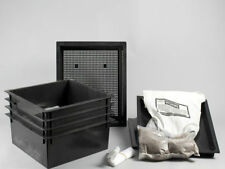 Wormery System For Home Composting - 3 tray unit.  Free Delivery.